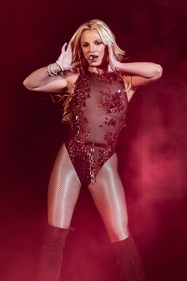 現在「Britney: Piece of Me」コンサートを行っているブリトニー