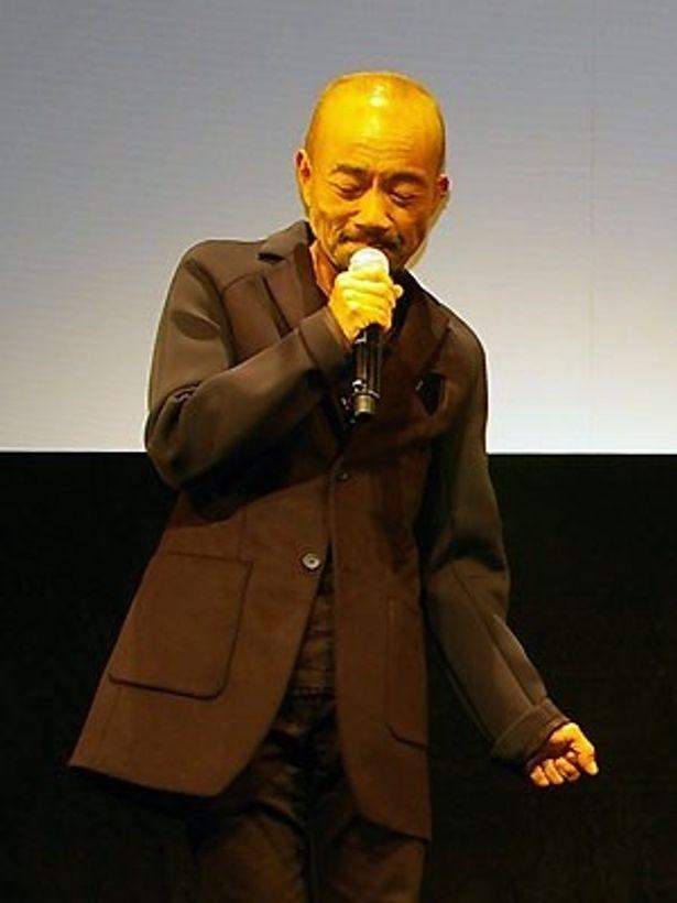 竹中熱唱!(2)