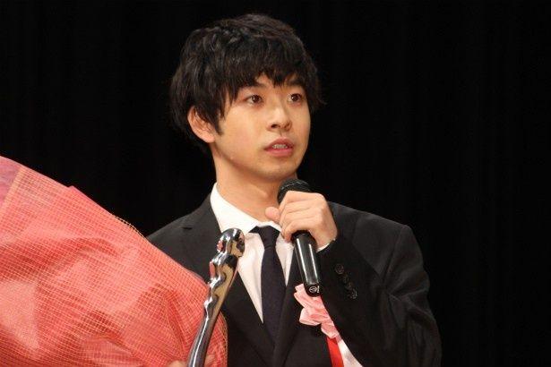『淵に立つ』の深田晃司監督に感謝した太賀