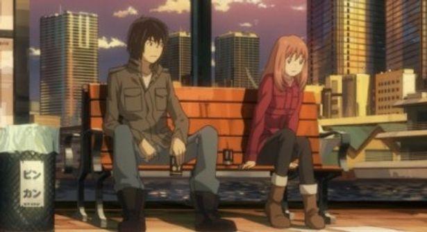 ロケーション探しも楽しい人気アニメ「東のエデン」