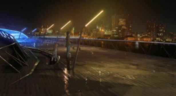 横浜の夜景スポット・大桟橋も登場